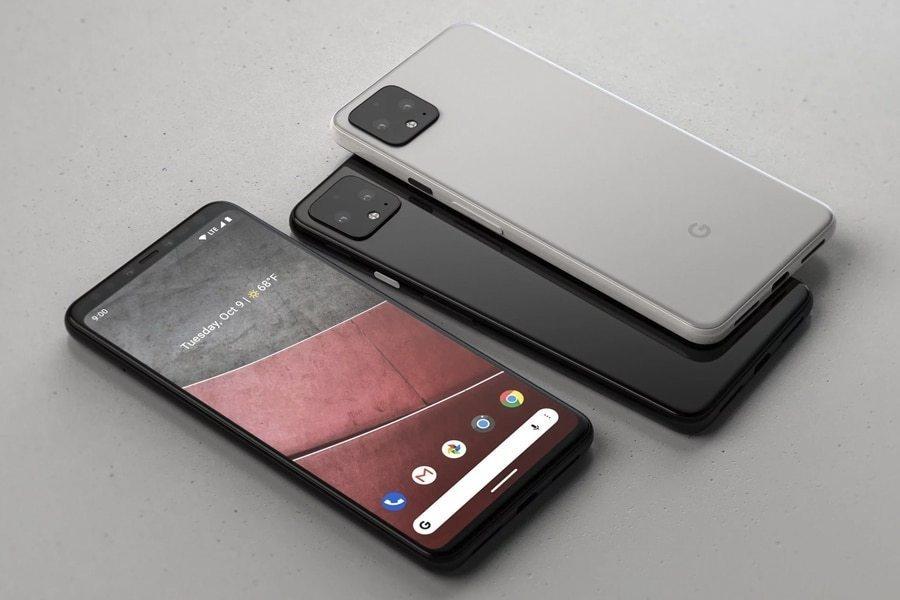 Стала известна дата анонса Google Pixel4 и Pixel4 XL