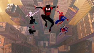 Слух: сиквел анимационного «Человека-паука» назвали Across the Spider-Verse