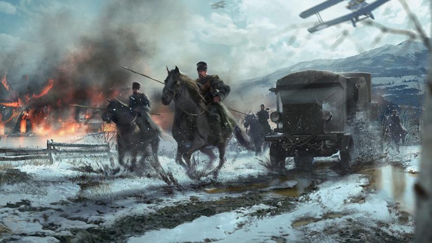 «Царское» дополнение для Battlefield1 до29 мая можно получить бесплатно