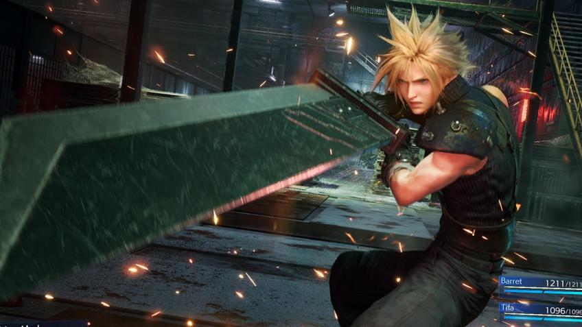 PS Plus на март доступен — ремейк Final Fantasy VII, Remnant и ещё2 игры
