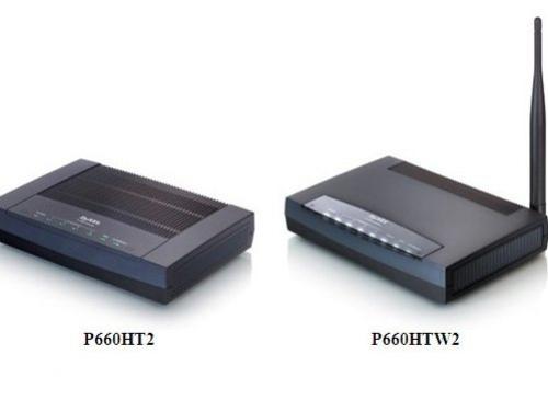 Две новинки от ZyXEL