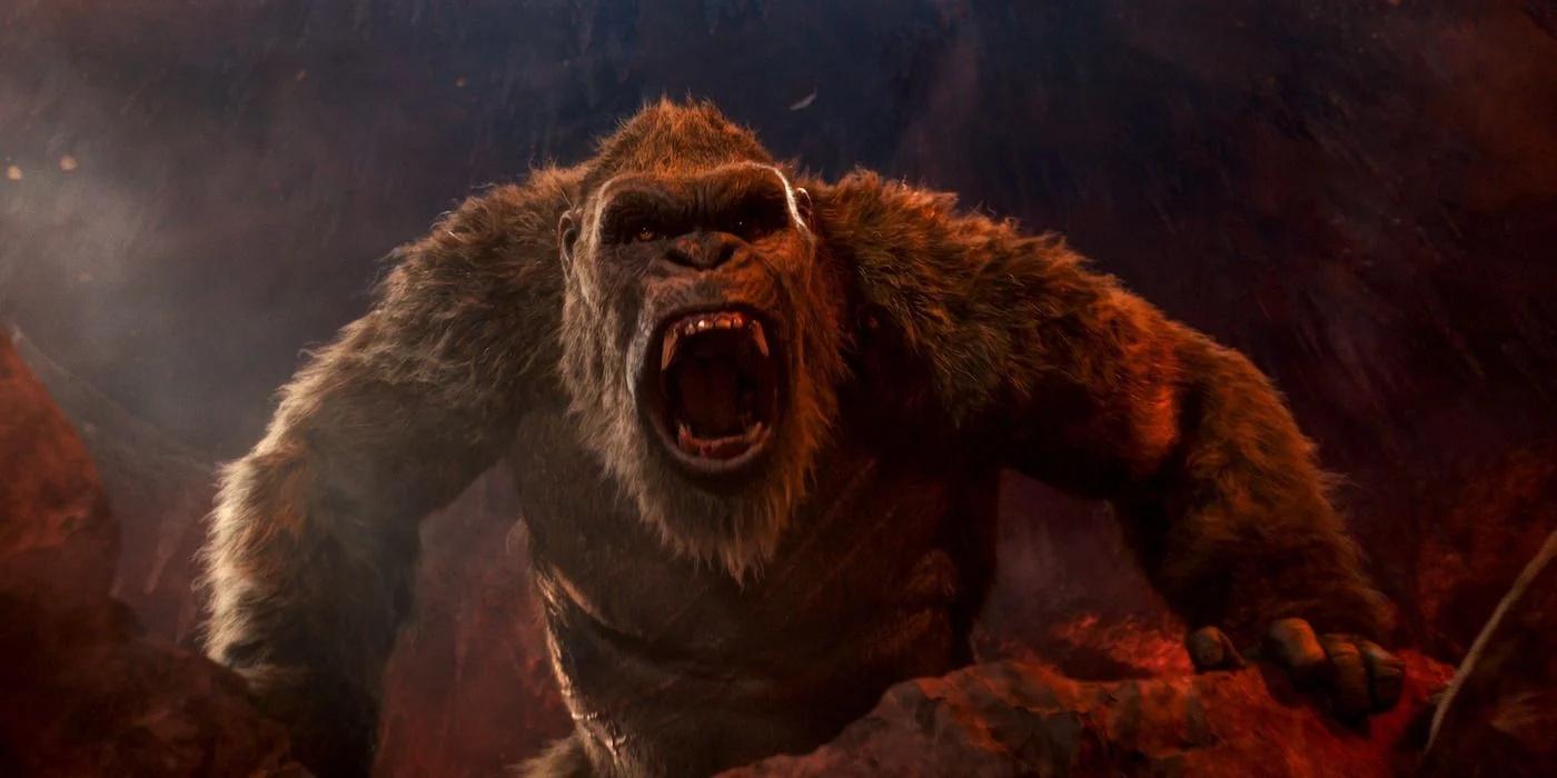 «Годзилла против Конга» оказалась популярней «Лиги» Снайдера на HBO Max