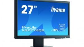 iiyama ProLite XB2776QS: монитор с разрешением 2560х1440 точек