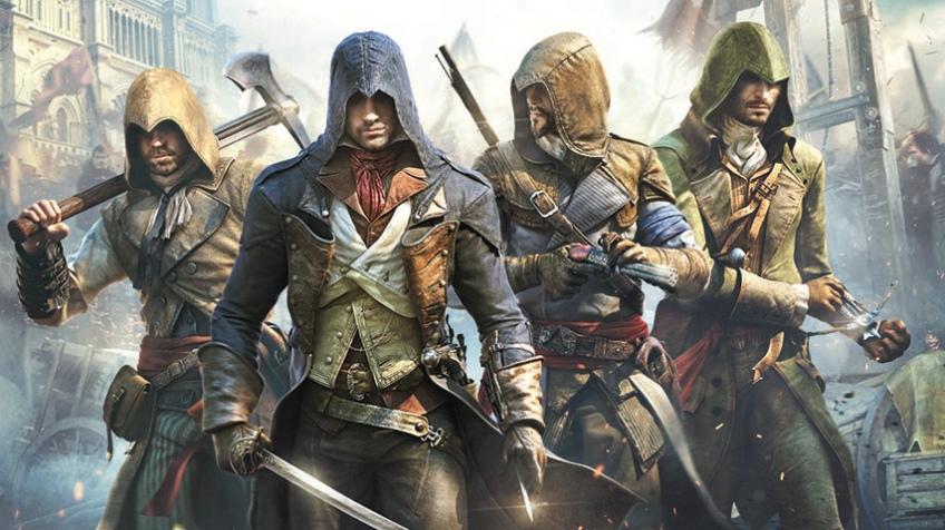 Котята сыграли убийц в ролике Assassin's Creed: Unity