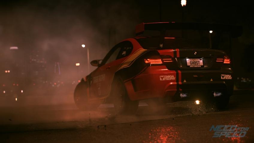Создатели Need for Speed обнародовали список всех машин в игре