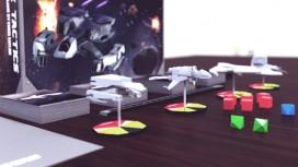 Начался сбор денег на разработку настольной игры FreeSpace Tactics