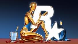 На сайте Rockstar появились футуристические логотипы студии