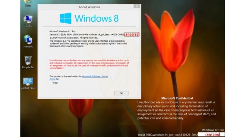Windows 8.1 начнет загружаться на рабочий стол