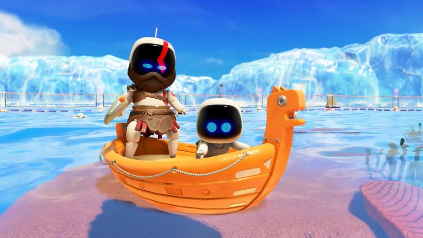 Astro's Playroom приятно удивила критиков, но это всё же больше технодемо PS5