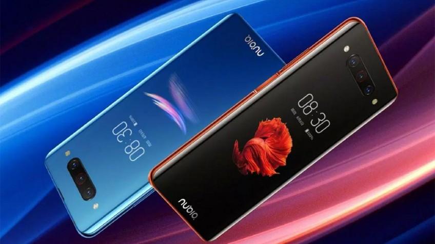 Двухэкранный смартфон Nubia Z20 покажут14 октября