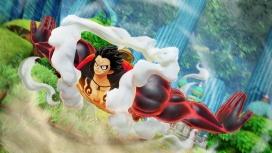 Bandai Namco анонсировала One Piece: Pirate Warriors4