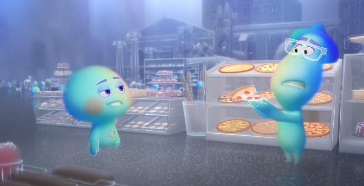 Опубликован новый трейлер мультфильма «Душа»