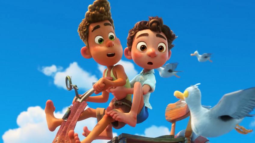 Pixar показала тизер нового мультфильма «Лука»