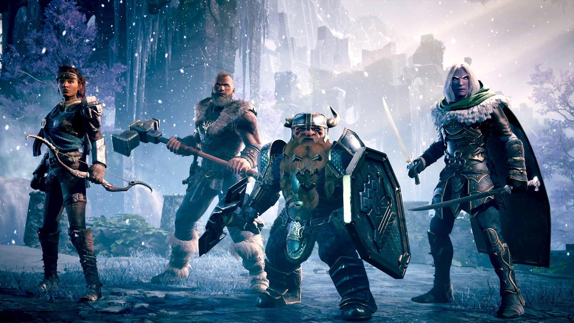 Dungeons & Dragons: Dark Alliance с релизом добавят в Xbox Game Pass — и для PC