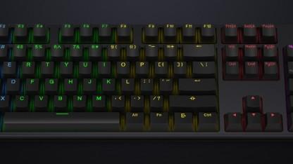 Xiaomi выпустила игровую механическую клавиатуру за 35 долларов