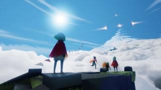 На Android началось публичное тестирование Sky от авторов Journey
