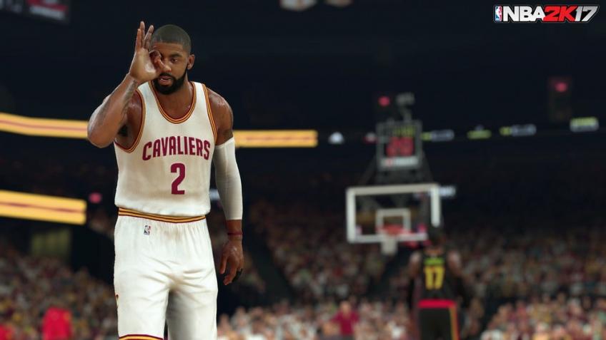 NBA 2K17 станет бесплатной для владельцев Xbox One на этих выходных