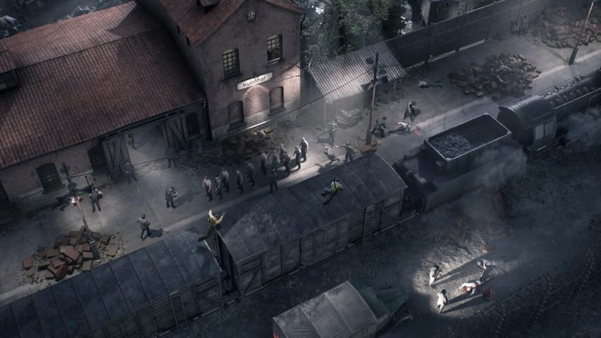 Почти25 минут геймплея изометрической тактики War Mongrels