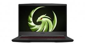 Ноутбук MSI Bravo15 работает на мобильном процессоре AMD Ryzen 4000