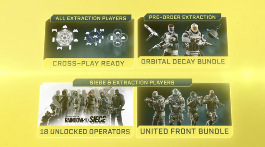 Игрокам Rainbow Six Siege в Rainbow Six Extraction сделают дорогие подарки1