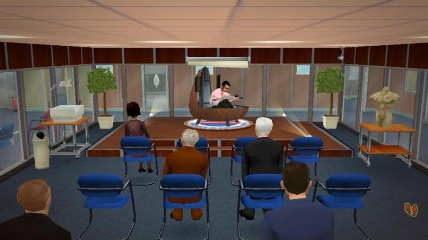 Офисный беспредел