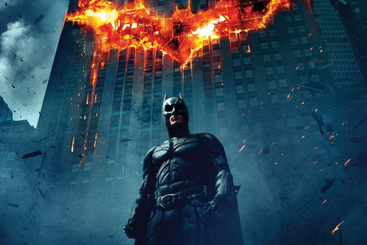 В кинотеатрах Гонконга и Тайваня снова выпустят трилогию Бэтмена от Нолана