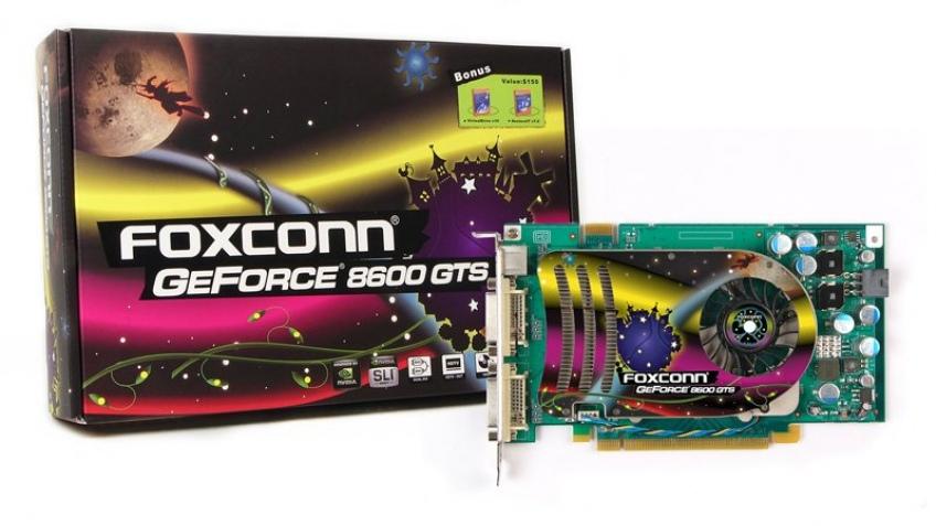 GeForce 8600, 8500 в продаже