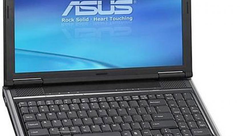 ASUS готовит лэптоп для геймеров