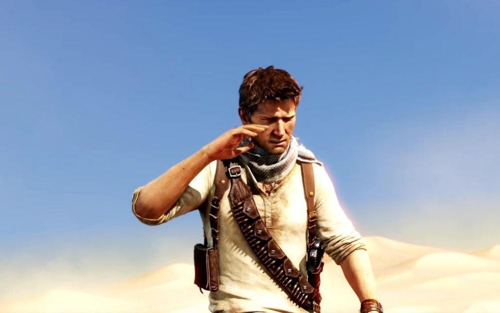 Uncharted3 можно пройти за3 часа