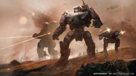 BattleTech отложили до 2018 года