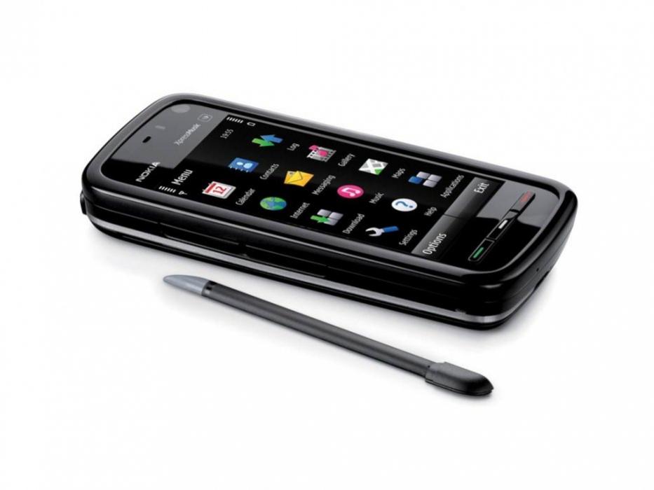 Nokia 5800 Xpress Music убьет iPhone