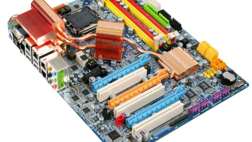 nForce 680i SLI от Gigabyte United