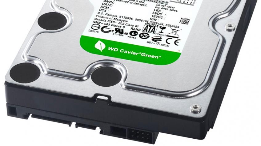 Western Digital выпустит 5 ТБ жесткие диски в 2013 году