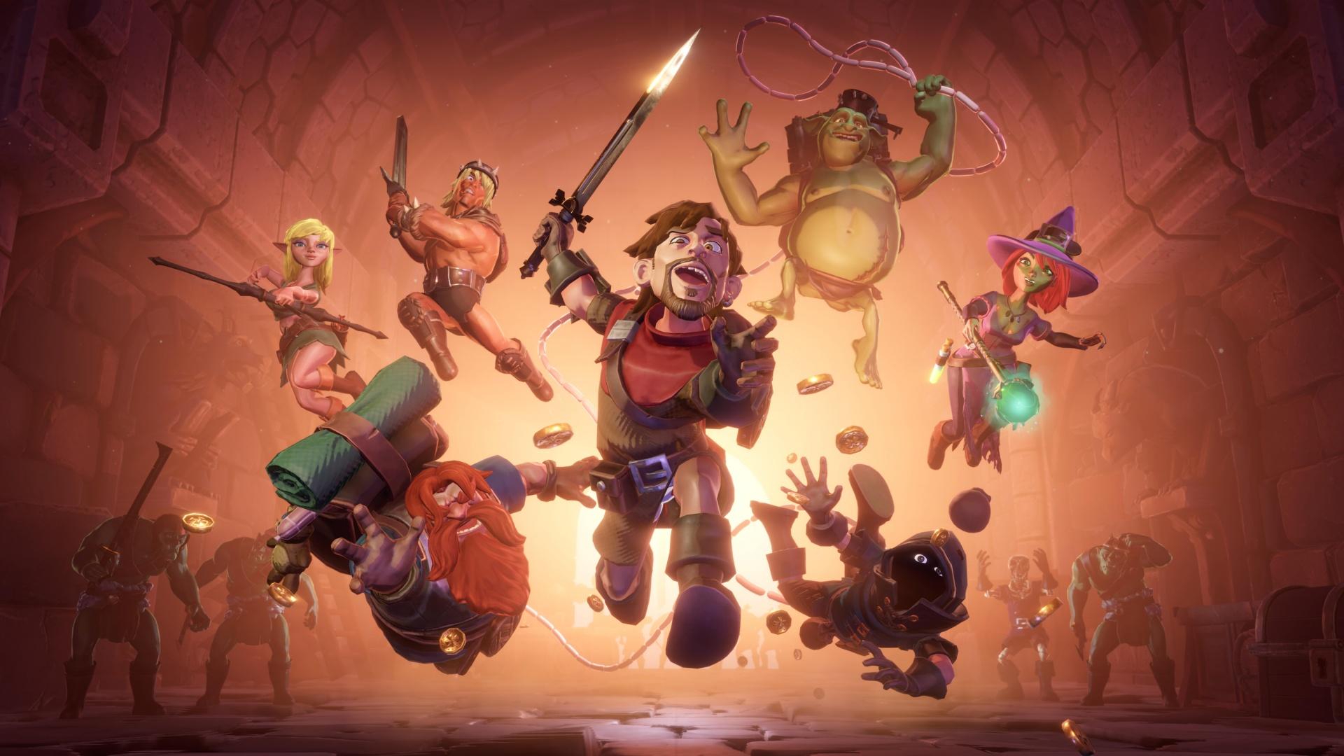 Фелиция Дэй озвучит героиню The Dungeon Of Naheulbeuk: The Amulet Of Chaos