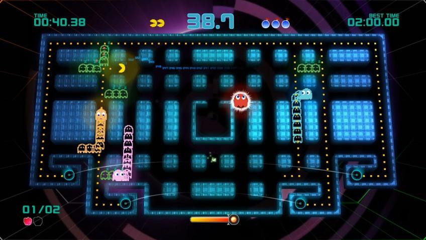Bandai Namco раздаёт Pac-Man Championship Edition2 тем, кто в карантине