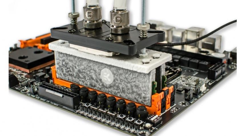 EK Water Blocks выпустила адаптер для систем охлаждения памяти