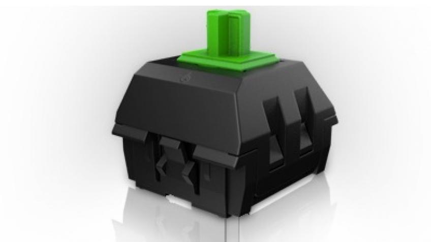 Razer представила механические переключатели Green и Orange