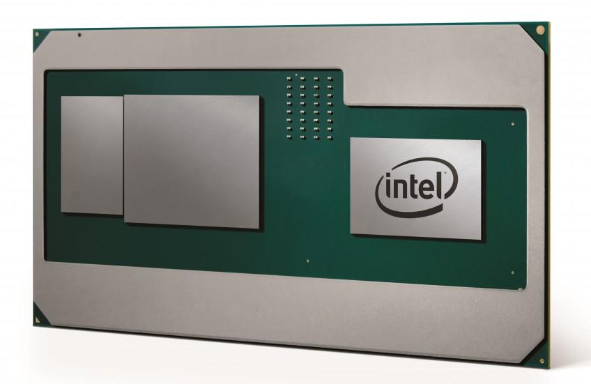 Intel отказалась от процессоров Kaby Lake-G с графикой Radeon Vega