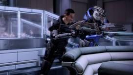 Mass Effect2 — и в магазинах, и в PSN