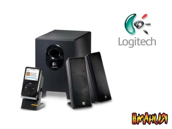 CES 2007: полупоходная акустика по версии Logitech