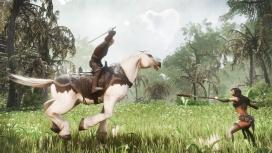 По коням! Героев Conan Exiles научат сражаться верхом