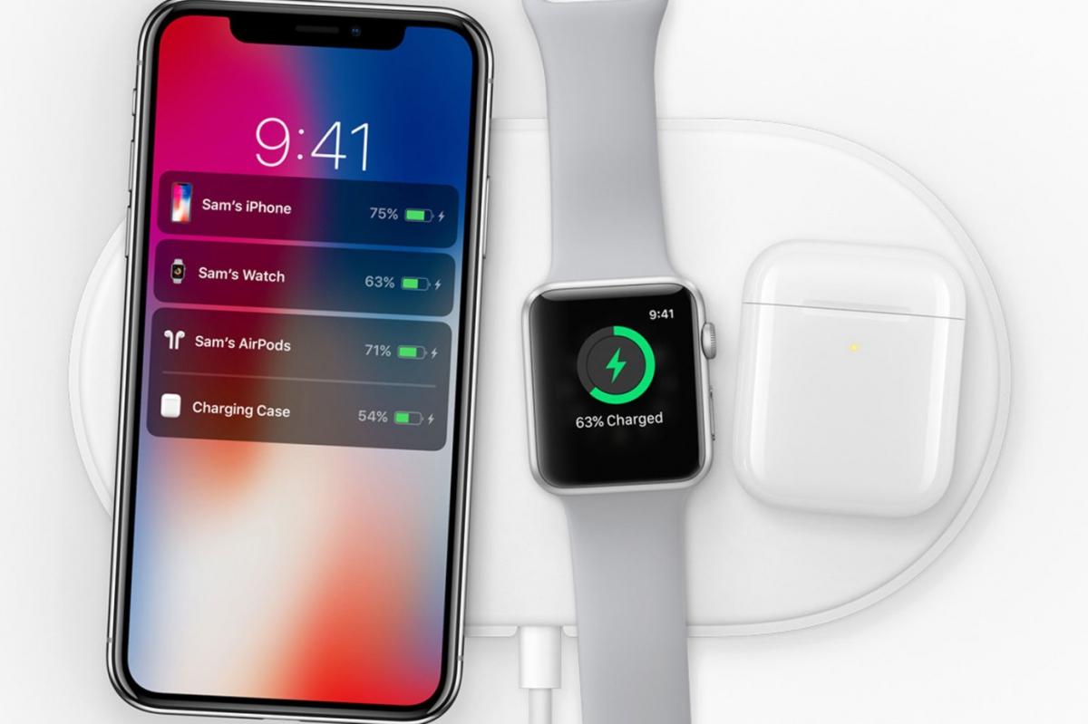 AirPower всё: Apple отказалась от производства беспроводной зарядной системы