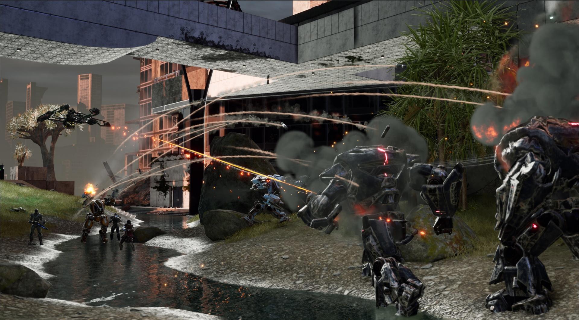 Создатель Halo рассказал, как COVID19 повлияет на перенос Disintegration