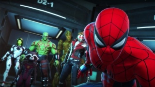 В Англии ремейк Crash Team Racing не отдал первенство Marvel Ultimate Alliance3
