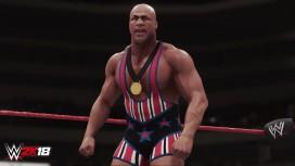 В WWE 2K18 стали доступны наборы рестлеров
