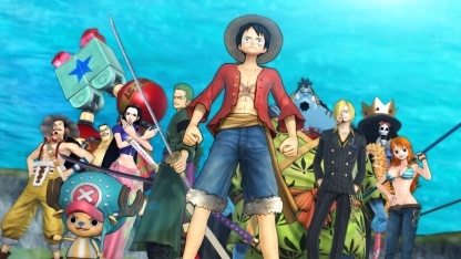 Создатели One Piece: Pirate Warriors4 выпустили ещё три трейлера персонажей