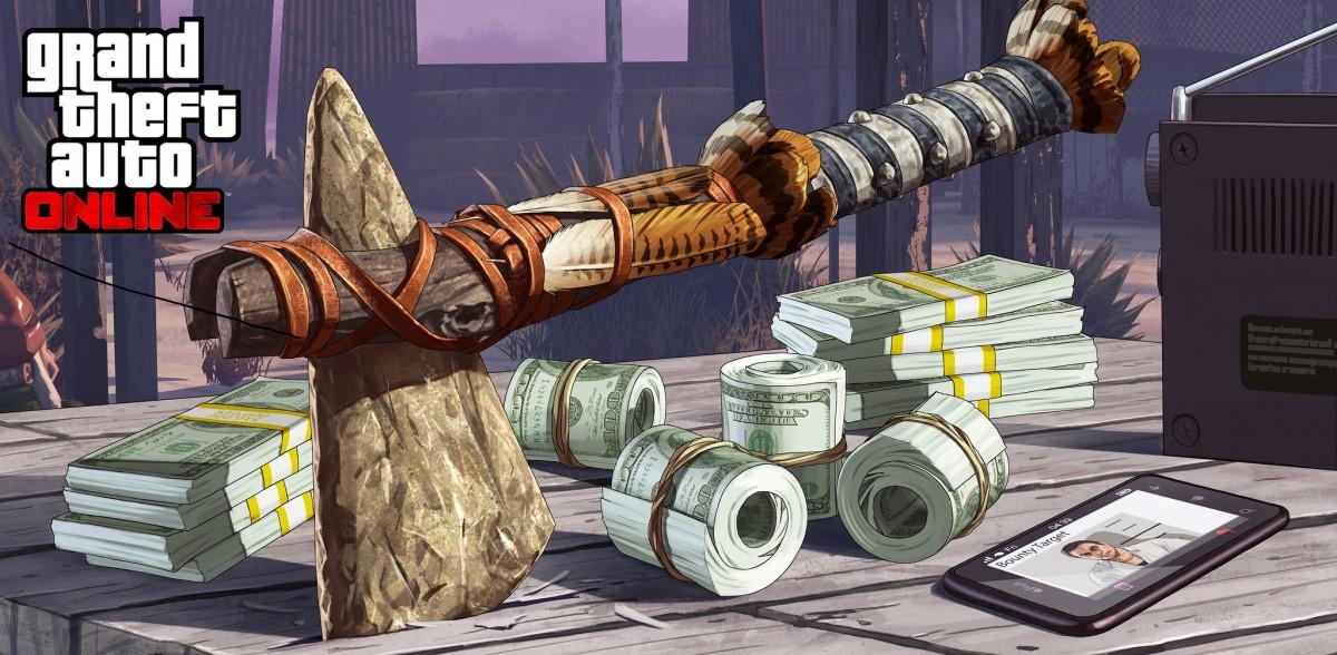 Rockstar рассказала, как в GTA: Online заполучить томагавк для RDR2