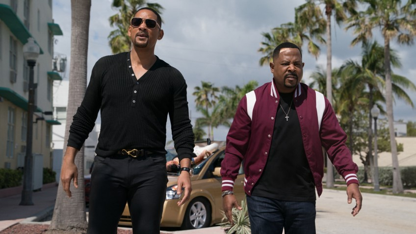 Третьи «Плохие парни» показали лучший дебют среди картин Sony c рейтингом «R»