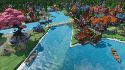 Градостроительный симулятор Settlement Survival выходит в ранний доступ11 октября