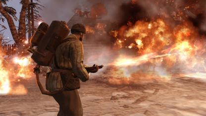 Relic запустила таймер по Company of Heroes